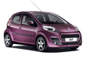 Peugeot 107 5dr