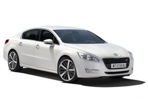 Peugeot 508 2011 2.0D AT Allure