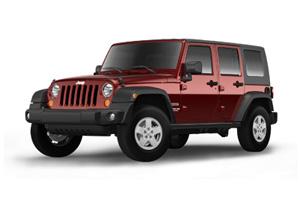 Jeep Wrangler 5dr 3.8 MT Sport