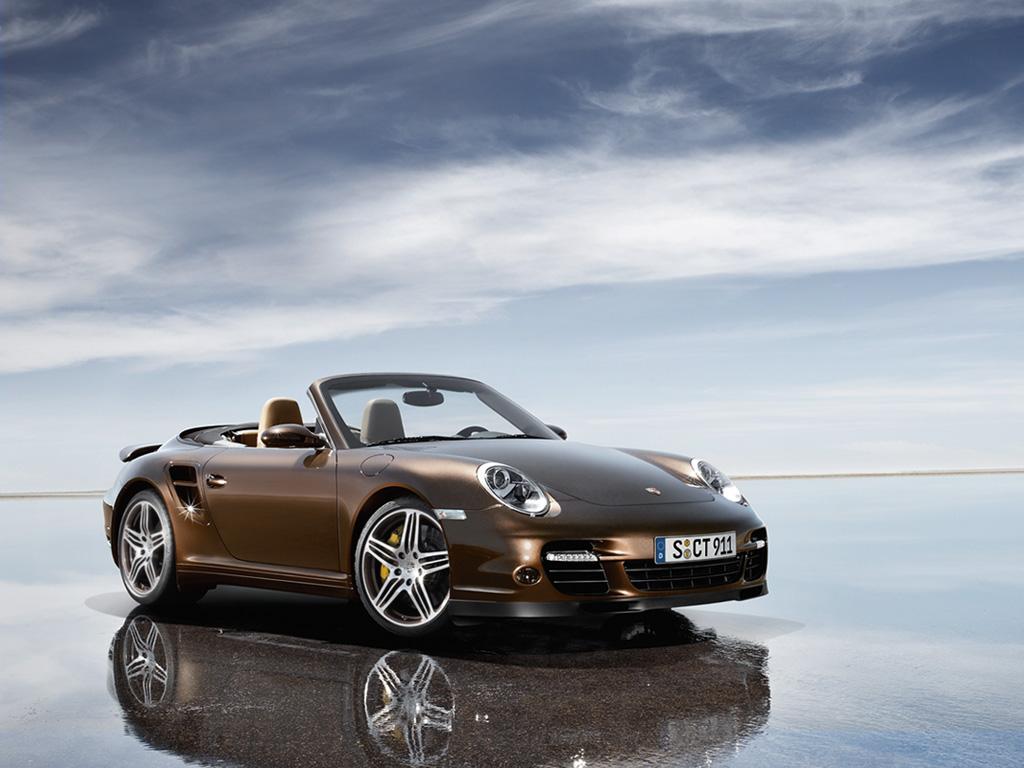 Новое поколение Porsche 911 Turbo 20…