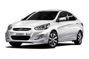 Hyundai Accent 2012 1.6 AT Comfort