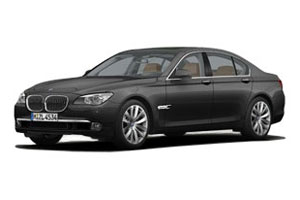 BMW 7 Series (F01/F02) 740d xDrive