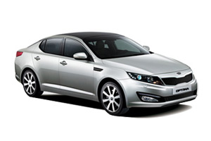 Kia Optima (2011) 2.4 AT luxury+