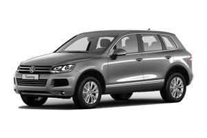 Volkswagen Touareg II (2010-2015)