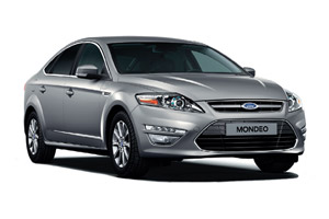 Ford Mondeo Хетчбэк 2.0D AT Titanium