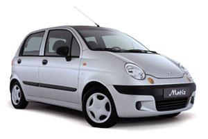 Daewoo Matiz  0.8 AT MA 18