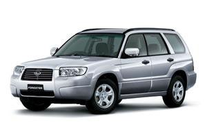 Subaru Forester (SG) 2.0 MT WM