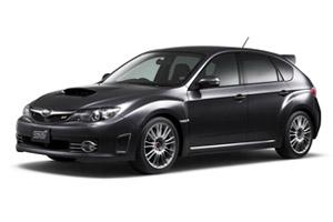 Subaru Impreza WRX STI Хэтчбек