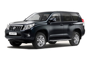 Toyota Land Cruiser Prado (2009) 4.0 AT Premium