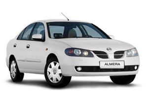 Nissan Almera Седан