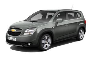 Chevrolet Orlando  1.8 MT LT