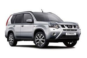 Nissan X-Trail (T31, 2007-2013) 2.0 MT SE