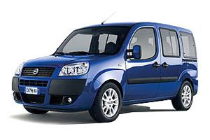 Fiat Doblo 2005 1.9D MT
