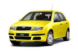 Skoda Fabia Хэтчбек I (1999-2007) 1.4 (101 hp) MT Ambiente