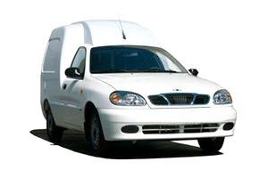 Daewoo Lanos Фургон 1.5 MT TF55YO70 ГБО