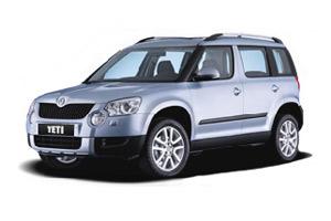 Skoda Yeti (2009) 2.0D MT 4WD Elegance