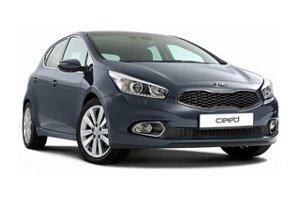 Kia Ceed II (2012-2016) 1.6 AT mid