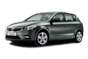 Kia Ceed I (2006-2012) Cee'd (facelift) 1.4 MT base (производство Украина)