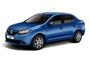 Renault Logan II (2013-2016) 1.2 MT Expression