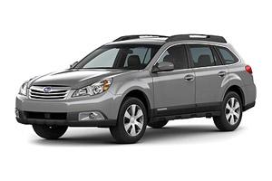 Subaru Outback (2010) 2.5 CVT NA