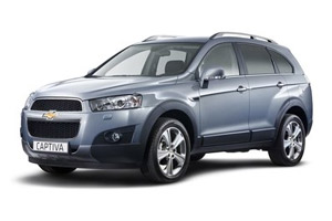 Chevrolet Captiva 2.2D AT LT