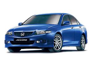 Honda Accord (2002) 2.4 AT SE Type S