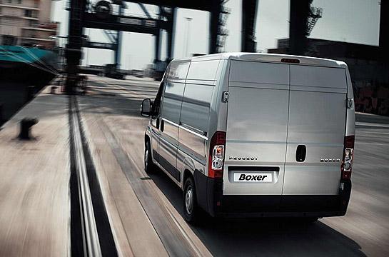 Peugeot Boxer Fourgon: фото …