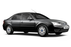 Ford Mondeo Седан (2000) 2.0 AT Titanium X
