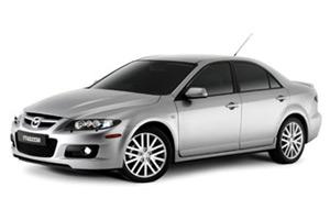 Mazda 6 MPS 2.3 MT
