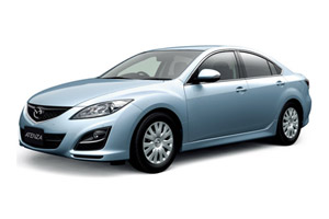 Mazda 6 (2007) 2.0 MT Mid+