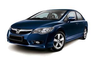 Honda Civic 4D 2005 1.8 MT LS