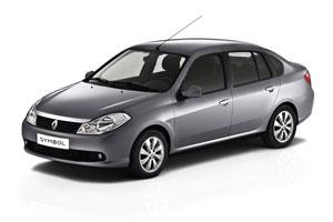 Renault Symbol 2010 1.4 MT Expression