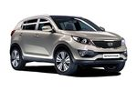 KIA Sportage 1.7D MT Entry