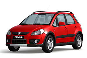 SX4 1.6 AT GL AWD