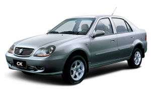 Geely CK 1.5 MT Basic