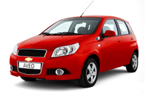 Chevrolet Aveo Хэтчбек 5dr (2008)