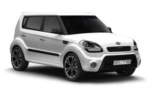 Kia Soul (2011) 1.6 MT base