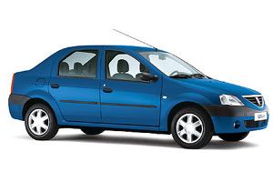 Dacia Logan I (2004-2012) 1.6 MT Ambiance