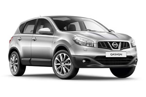Nissan Qashqai (J10, 2006-2013) 2.0 CVT 4WD SV