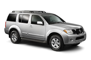 Nissan Pathfinder 4.0 AT LE+