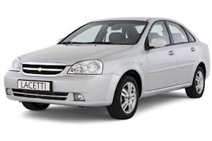 Chevrolet Lacetti Седан 1.8 MT SX