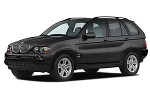 BMW X5 (E53) 3.0d AT