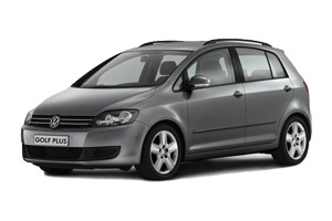 Volkswagen Golf Plus 1.6 MT Trendline