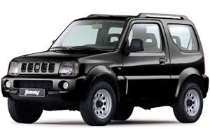 Suzuki Jimny (3 поколение)