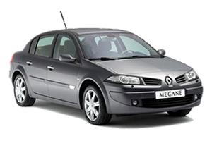 Renault Megane Седан II (2002–2009) 1.4 MT Pack Authentique