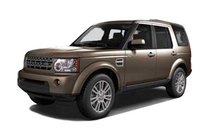 Land Rover Discovery 4 (L319, 2009-2016) 3.0D AT HSE