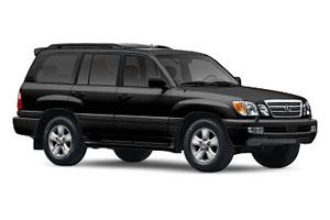 Lexus LX (J100, 1998-2007) 470