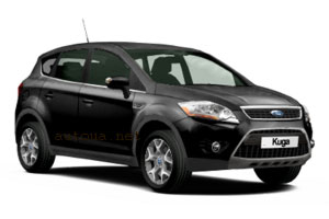 Ford Kuga I (2008-2013) 2.5 AT Titanium Turbo
