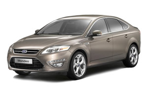 Ford Mondeo 2.0 (203 hp) AT Titanium X