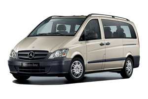 Mercedes-Benz Vito (W639) Crew 2.1D MT Long